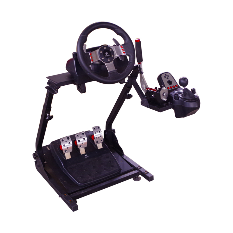 Detail Feedback Questions about Racing Steering Wheel Stand
