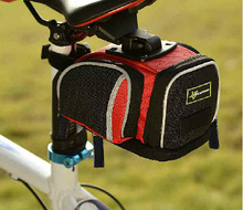 Easy installation and removal road BMX MTB mountain bicycle bag bike saddle bags