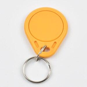 Image 3 - 10 Pcs/lot EM4305 Copy Rewritable Writable Rewrite EM ID keyfobs RFID Tag Key Ring Card 125KHZ Proximity Token Access Duplicate