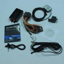 GSM GPRS de Seguimiento de Vehículos GPS Tracker TK103 TK103A En Tiempo Real El Seguimiento De Choque Puerta Del Sensor de Alarma ACC Envío Gratis