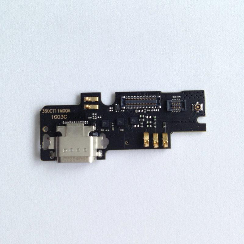 USB Module Plug Charge Board Flex Cable Dock Connector Parts For Xiaomi Mi4c Mi 4c M4c Snapdragon808 Hexa Core 5.0 inch Phone