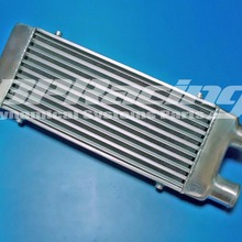 INTERCOOLER TURBO UNIVERSAL Front-Mount ALUMINUM Inlet/outlet 630x230-X-65mm/2.5-