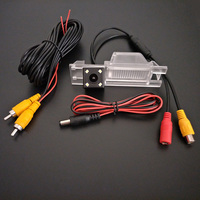 Car Parking Camera For Alfa Romeo Giulietta 940 / MiTo Furiosa 955 / HD Wide Lens Angle CCD Night Vision Rear View Camera