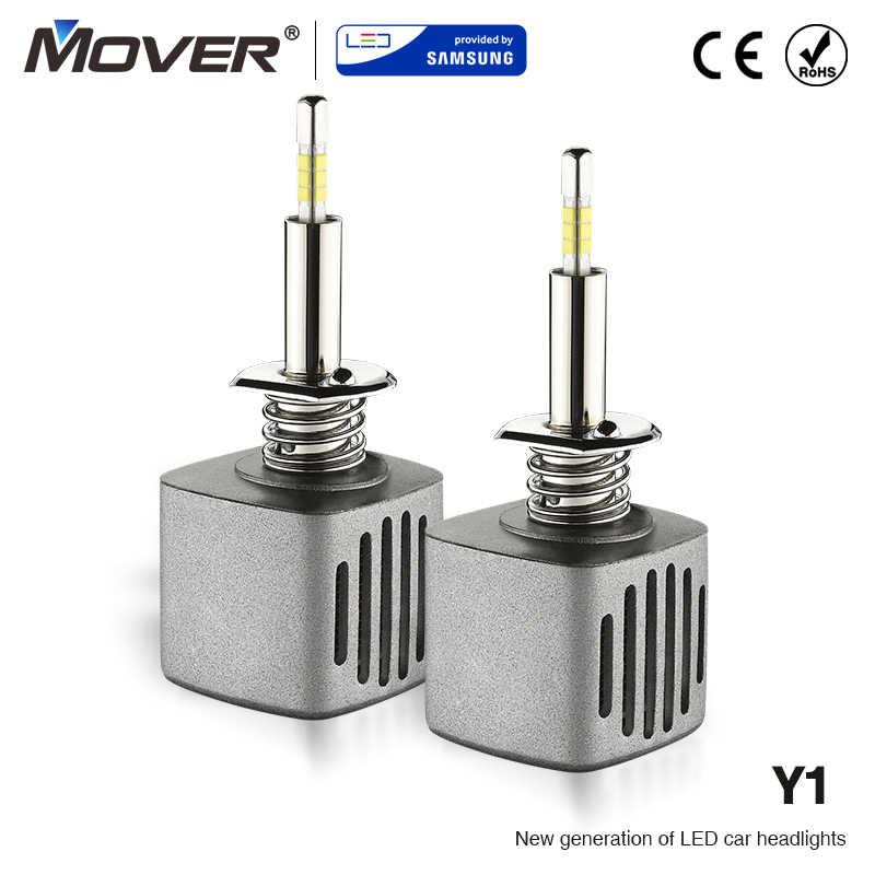 Car Headlight Bulbs Y1 32W LED Provided By SAMSUNG H7 LED H4 H8 H9 H11 9005 HB3 9006 Car Styling Auto Headlight 5500K 4300K