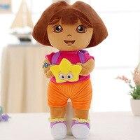 Darmowa dostawa! 35 cm Lalka Małpa/Swiper/LISA nadziewane pluszowa zabawka, Dla dzieciaka Prezenty