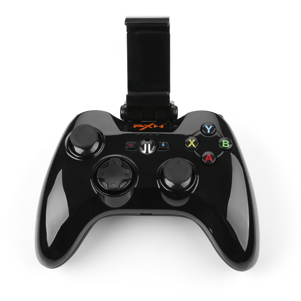100 Orginal PXN 6603 MFi Certified Speedy Wireless Bluetooth Game Controller Joystick Vibration Handle Gamepads for