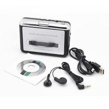USB Cassette Tape Converter Convertisseur Lecteur de Musique Audio Capture Plate-Forme pour PC MP3