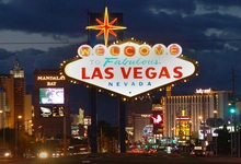 Laeacco Welcome To Las Vegas Dusk City Streets Scene Signpost Photography Background Wall Photographic Backdrop For Photo Studio las vegas casino city skyline night backdrop vinyl cloth high quality computer printed party photo studio background