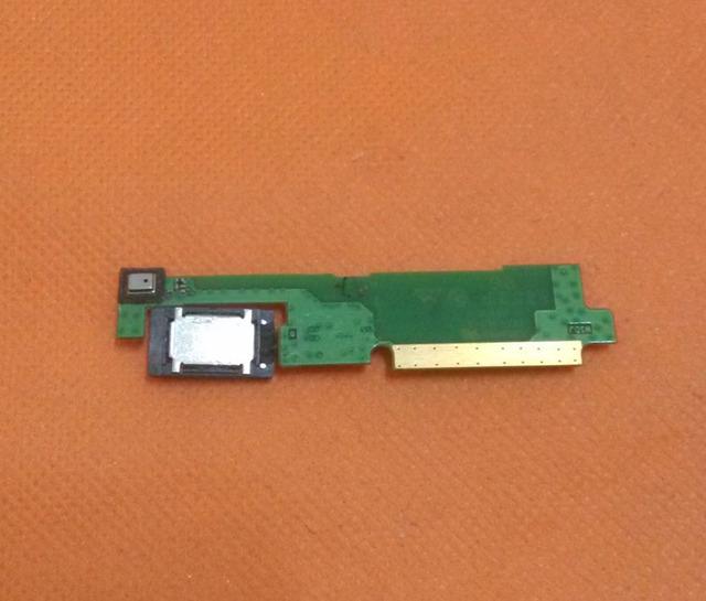 """Usado Placa Mic Microfone + Alto falante Original Para THL T200 6.0 """"MTK6592 Octa Núcleo ROM 32 GB RAM 2 GB 1920x1080 shiping Livre"""