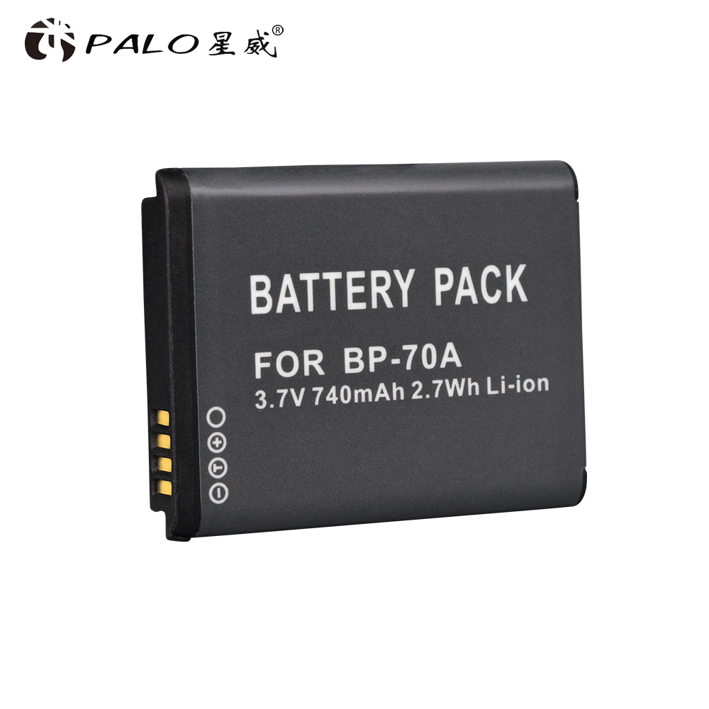 Image 3 - BP 70A EA BP70A IA BP70A BP70A IABP70A Battery for SAMSUNG AQ100, DV150F, ES65, ES67, ES70, ES71, ES73,ES74,ES75,ES80,MV800 ES90-in Digital Batteries from Consumer Electronics