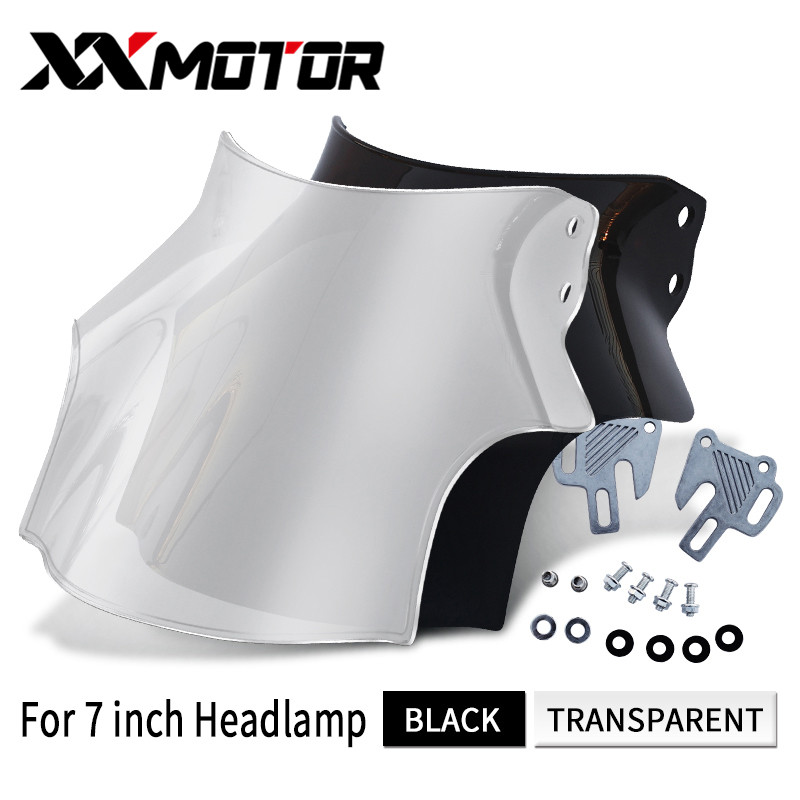 Motorcycle Wind Deflectors <font><b>Windshield</b></font> Windscreen For <font><b>Suzuki</b></font> GSF GSF650 GSF1200 GSF1250 Bandit <font><b>SV650</b></font> SV1000 GSX1400 SV 650 1000 image