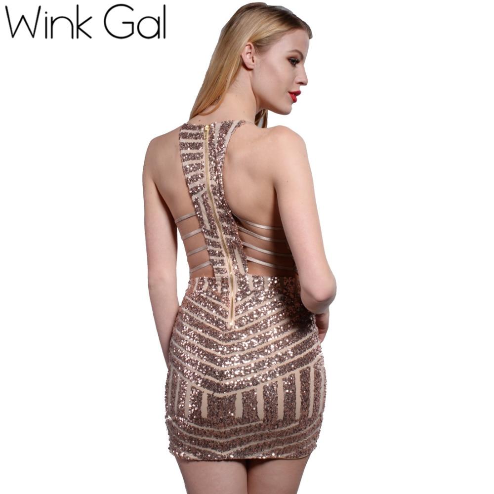 Online Buy Wholesale ladies club dresses from China ladies club ...