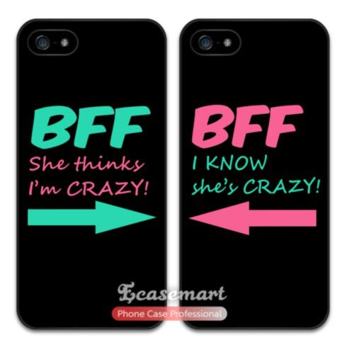 new style 488a1 46865 US $3.99 |She Is Crazy Best Friend Case For iPhone 6 6 Plus 5 5s 5c 4 4s  iPod 5 She Think I Am Crazy Quote Phone Cover on Aliexpress.com | Alibaba  ...