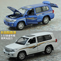 NEW hot 1:32 TOYOTA LAND CRUISER Toys Car Classic Alloy Antique Car Model collectors Christmas gift doll