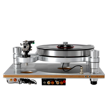 Vinyl record player LP-16s magnetic suspension PHONO Turntable with tone arm Cartridge phono record town speed Governor