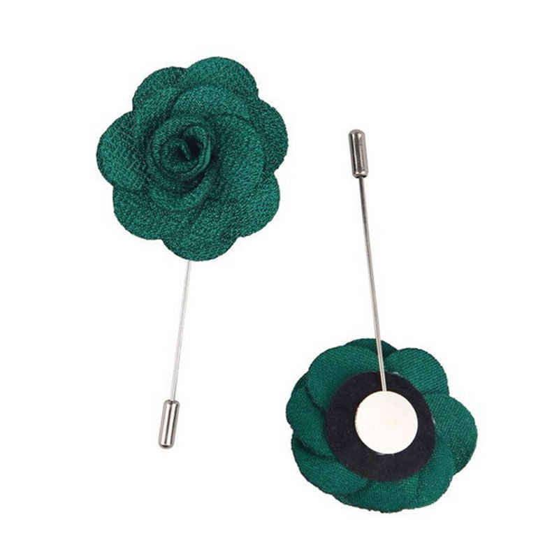 1 pc pino de lapela broches margarida boutonniere artesanal vara broche pino feminino flor brochn acessórios