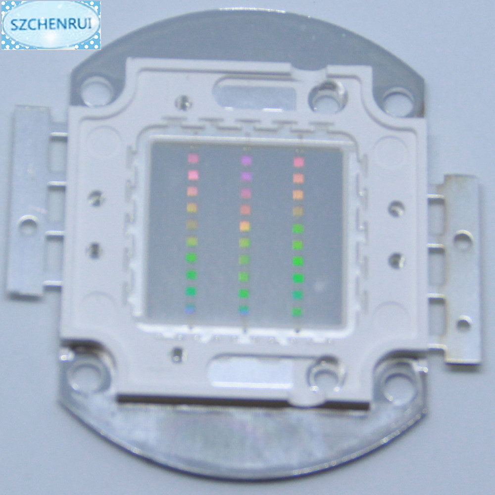 30W led <font><b>UV</b></font> purple integrated 365nm 375nm 380nm 385nm 395nm 400nm 410nm 420nm 425nm 437nmnm led bulb lighting light flashlight image