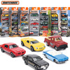 MATCHBOX 2017 Series Classic Ride 5pcs Box 1 64 Mini Car Collectible Model Fast And Furious