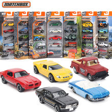 MATCHBOX 2017 Series Classic Ride 5pcs/box 1:64 Mini Car Collectible Model Fast and Furious Diecast Cars Alloy Sport Cars C1817(China)
