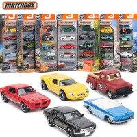 MATCHBOX 2017 Series Classic Ride 5pcs Box 1 64 Mini Car Collectible Model Fast And Furious