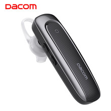 DACOM M21 Cell Phone Wireless Headset Bluetooth Earphone V4.2 Bloototh Headphone with Hands Free Microphone for Smartphones(China)