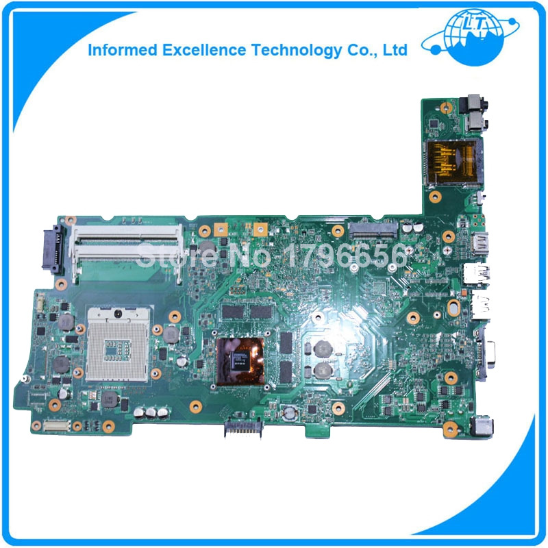 for Asus N73JG  Laptop Motherboard mainboard fully tested 100% good work 45days warranty  for asus ux31a laptop motherboard ux31a2 rev4 1 2 0 mainboard with intel core i7 3537u 4gb fully tested 60 days warranty