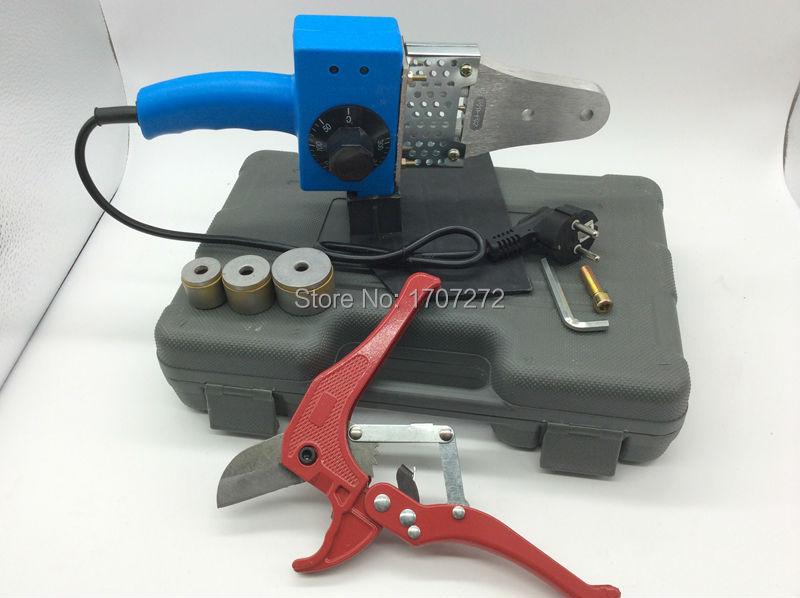 Doprava zdarma Svařovací stroj PPR s řízenou teplotou, - Svářecí technika - Fotografie 3