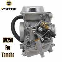 Carburateur en aluminium ZSDTRP XV250 26mm carburateur en aluminium pour Yamaha VX 250 Virago 250 v-star 250 Route 66 1988-2014