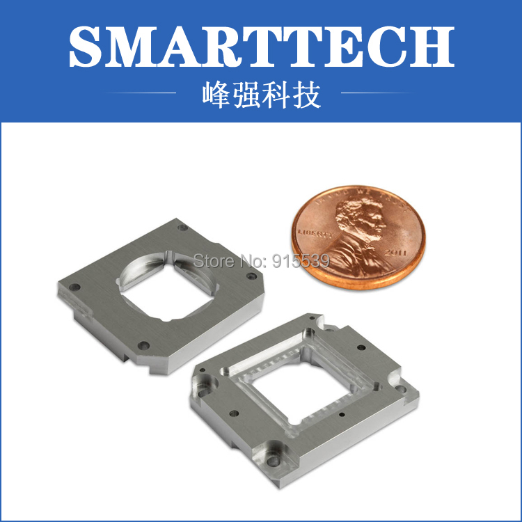 Aluminum alloy fixture,high precision in 0.02mm