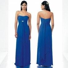 2015 begrenzte Echt Drapierte A-line Günstige Kostenloser Versand Benutzerdefinierte Chiffon Lange Prom Kleider Plus Größe Bodenlangen Abendkleider F241