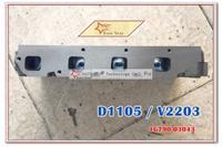 Cabeça de Cilindro Para Kubota V2203 V2203E V2203B 1G916-03040 1J854-03040 19077-03048 1G91603040 1J85403040 injeção Indireta