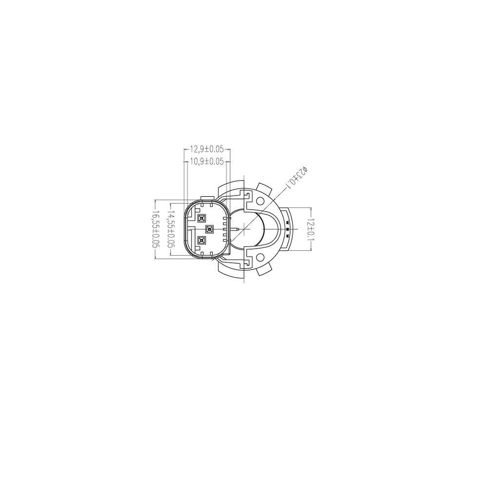 Image 4 - 66206989069 датчик парктроника PDC для BMW 5E39 X3 E83 X5 E53 Новый обратный парктроник Контроль расстояния Анти радар детектор 4 шт./партия-in Датчики парковки from Автомобили и мотоциклы
