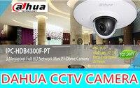 2014 New DAHUA Mini PT Dome 3mp Dahua Waterproof Full HD POE IPC HDB4300F PT HDB4300F