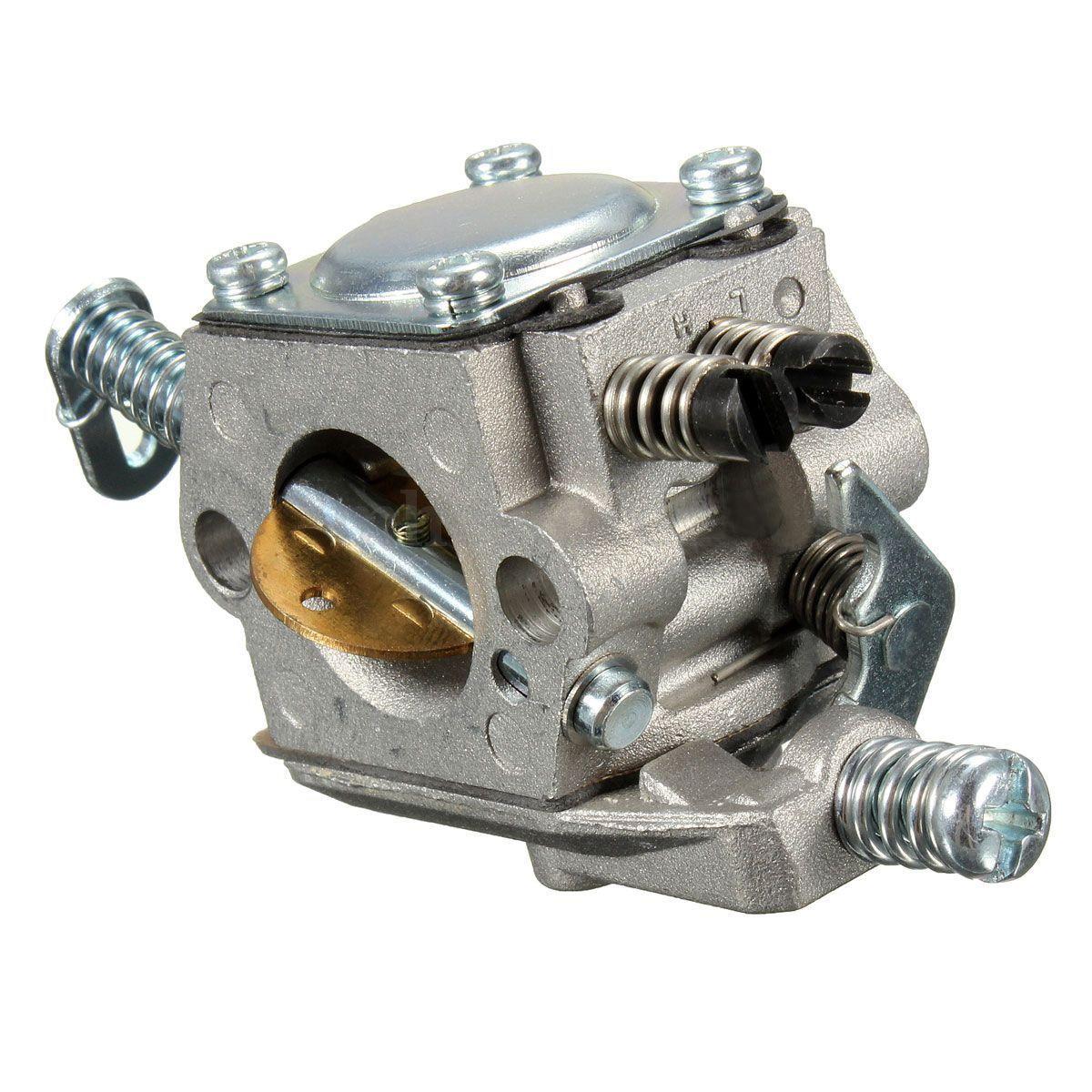 AUTO Carb Carburateur Pour STIHL 025 023 021 MS250 MS230 Zama Tronçonneuse Walbro Remplacer Argent