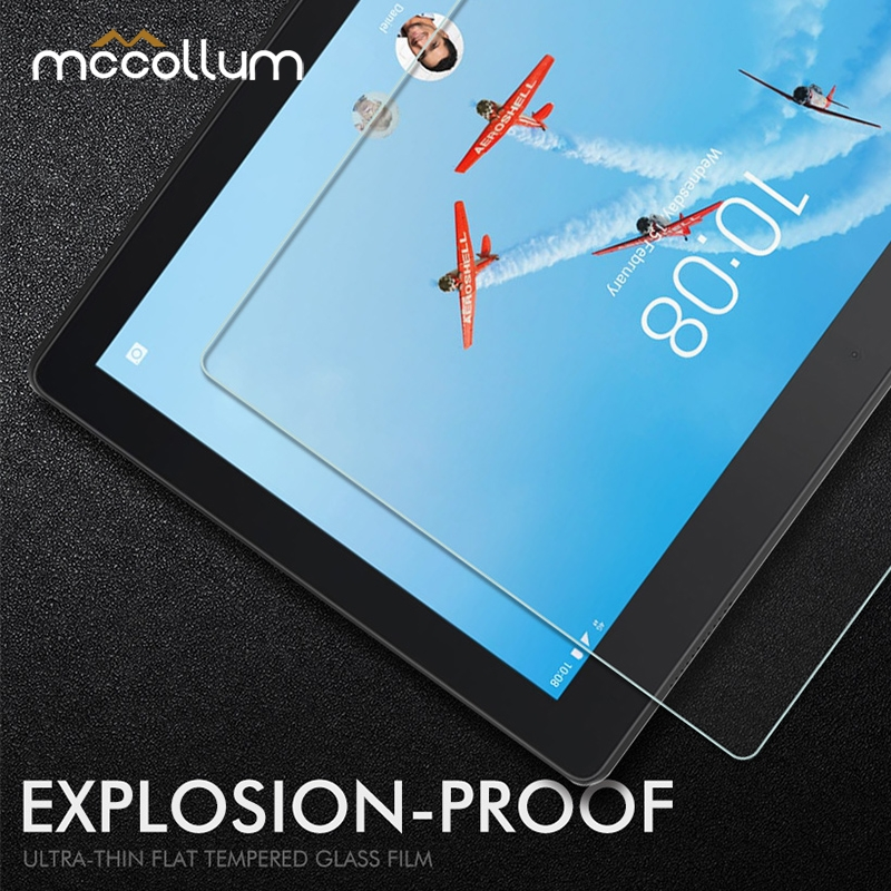 Tempered Glass For Lenovo TAB E10 E 10 TB-X104F Protective Glass Film Screen Protector For Lenovo Tab E7 7104 E8 8304 Cover