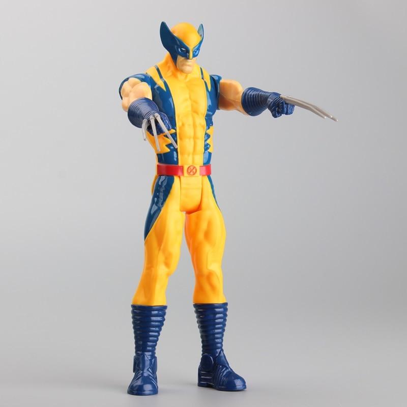 New xmen The Wolverine X-men Doraemon Action Figure PVC Collection Figures Toys