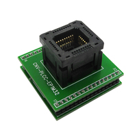 Free Shipping 1Pcs Top Quality Chip Programmer PLCC32 Adapter Socket CNV PLCC EP1M32 0324 309 With