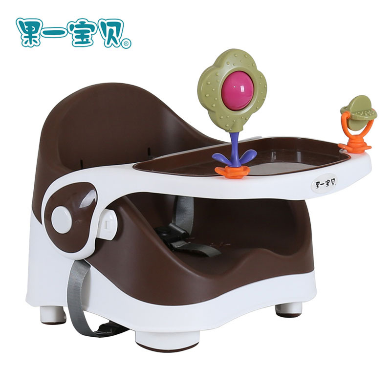Multifunctional Children's Dining Chair Portable Baby Eating Chair Baby Learning Seat