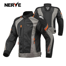 Brand NERVE Sping&Summer Motorcycle Riding Breathable Mesh Suit MOTO Protective Coat Jacket Pants Men & Women Motocross Clothing