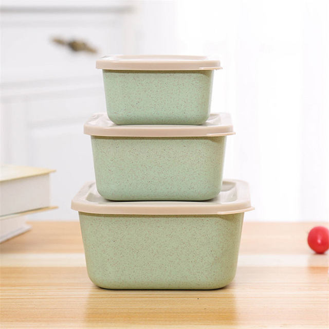 Useful Multifunction Leakproof Eco-Friendly Plastic Food Containers