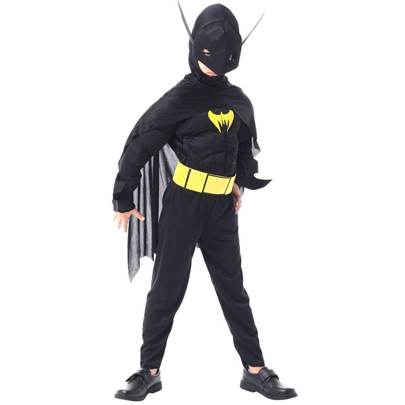 Νέα Άφιξη Παιδιά Μυς Σκοτεινός - Καρναβάλι κοστούμια - Φωτογραφία 3