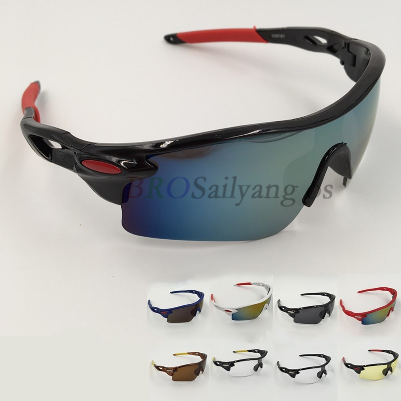 2016 font b Outdoor b font Green font b Sports b font Windproof Eyewear Mountain Bike