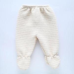 Image 4 - Emotion Moms (8pcs/set) Infant Clothes 0 3M Newborn Baby Suits Toddler Clothing Sets Kids Boys Girls Suit Thermal Organic Cotton