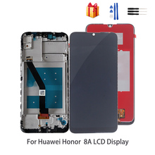Original For Huawei Honor 8A JAT-L29 LCD Dispaly Touch Screen Assembly For Huawei 8A Screen LCD lq070y3dg03 lcd dispaly screen