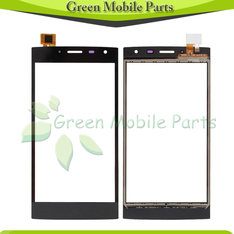 5.0inch Touch Panel Sensor For Leagoo alfa 5 Touchscreen Front Glass Digitizer Free Shipping