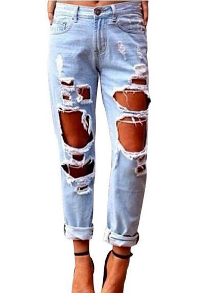 Popular Baggy Boyfriend Jeans-Buy Cheap Baggy Boyfriend Jeans lots ...