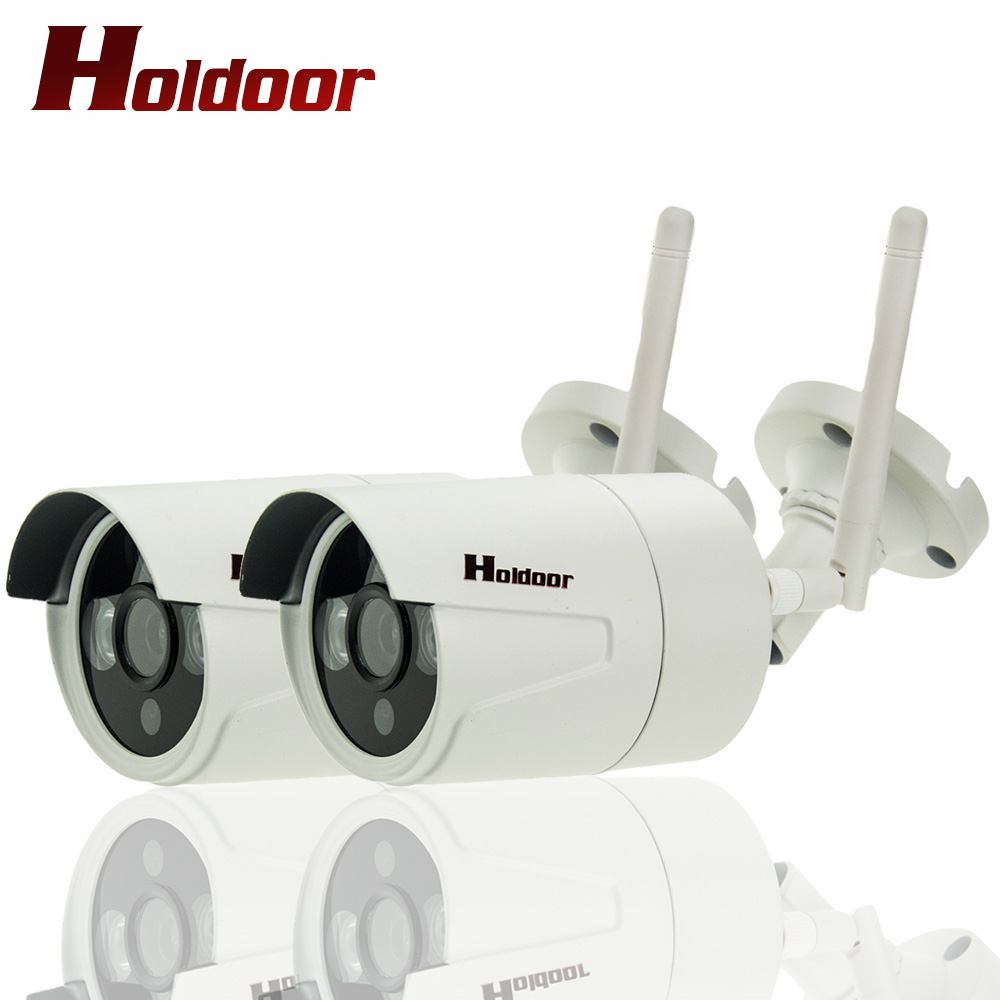 1080P IP Wireless Camera Mini 2.0MP IP Camera Outdoor Infrared Night Vision ONVIF CCTV Security Camera Network Camera Metal Case wistino cctv camera metal housing outdoor use waterproof bullet casing for ip camera hot sale white color cover case