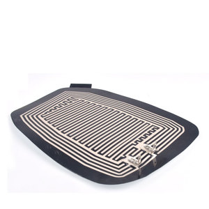 Image 3 - Automobile Heated Mirror Pads Defroster Elements Quick Warm Demister Universal DC 12V