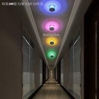 2016 O LED corredor luzes do corredor varanda downlight lâmpada decorativa da lâmpada de luz bar salão de outra casa