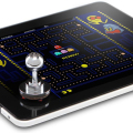 New Hot JOYSTICK  Arcade Stick for iPad sliver